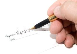 Notary Signing