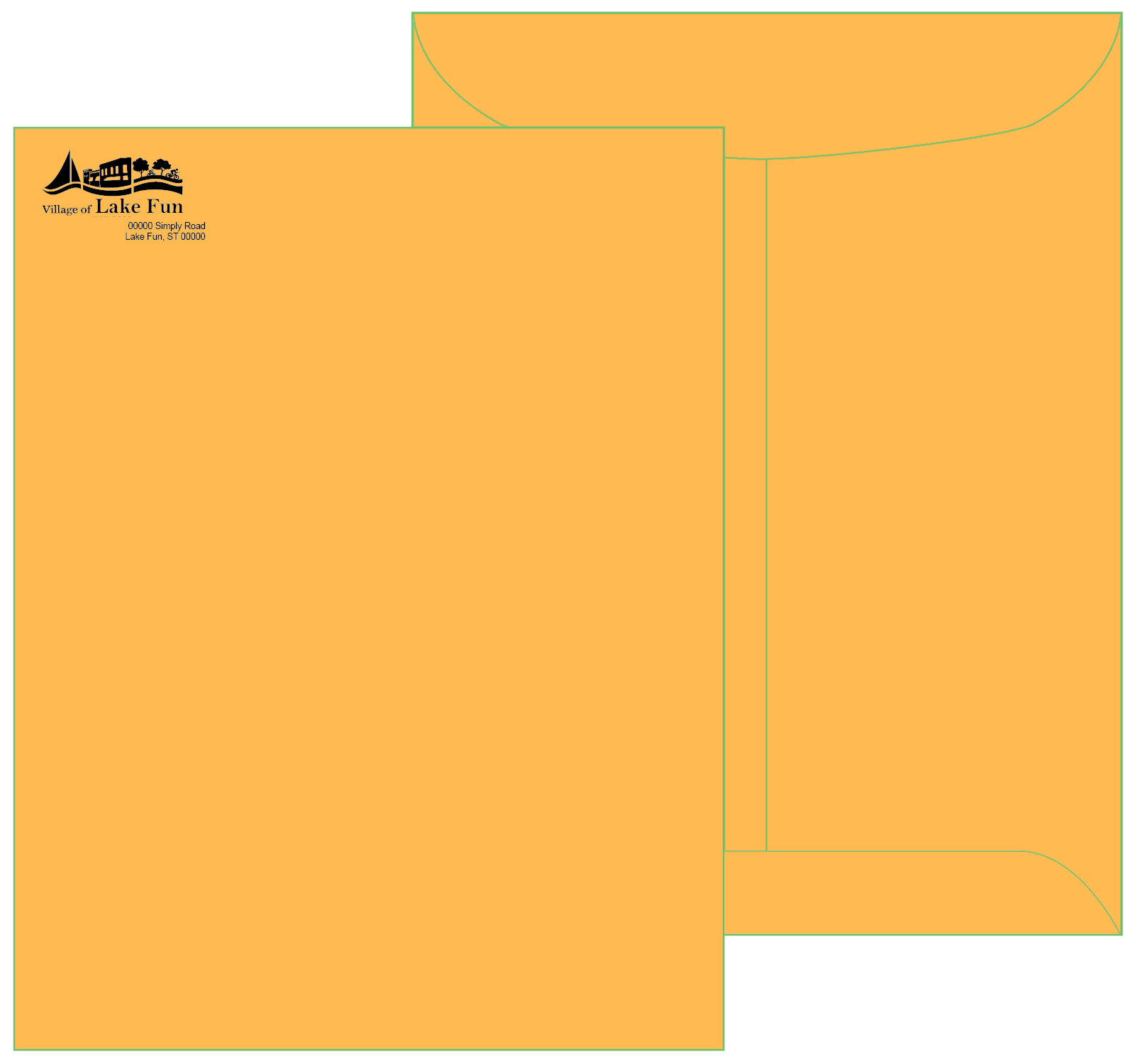 10 x 13 Brown Kraft Catalog Envelope