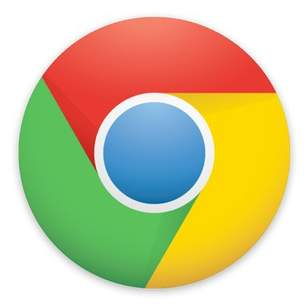 Chrome logo pix