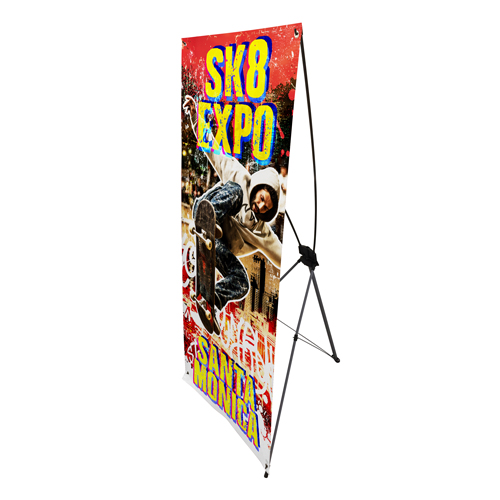 X-Stand Display Banner