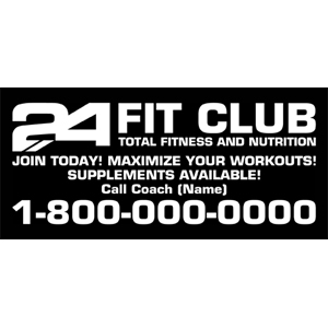 24_Fit_Club_Decal