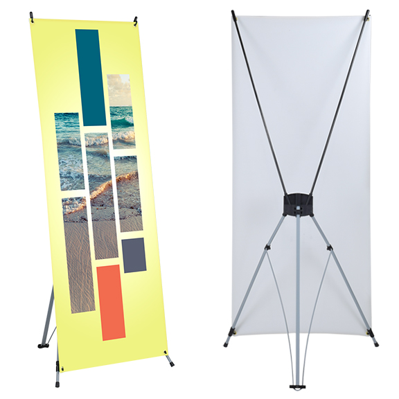 X-Style Banner Stand