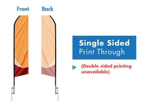 Flag front & back-web