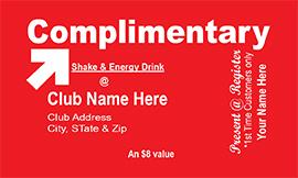 Nutrition Club Card-2-A&B