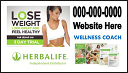 Herbalife Business Card - RJA_ret_56