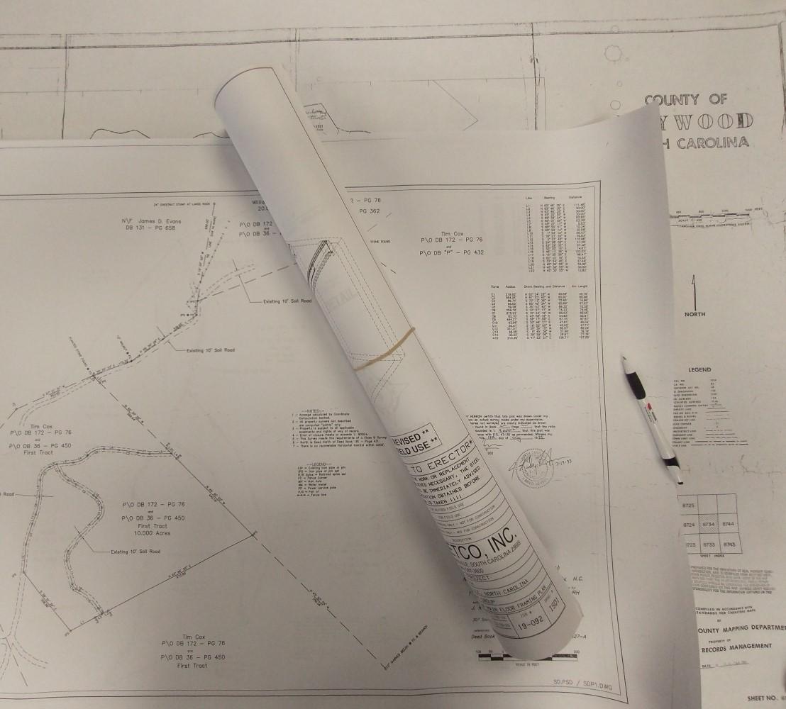 Blueprints | Plans