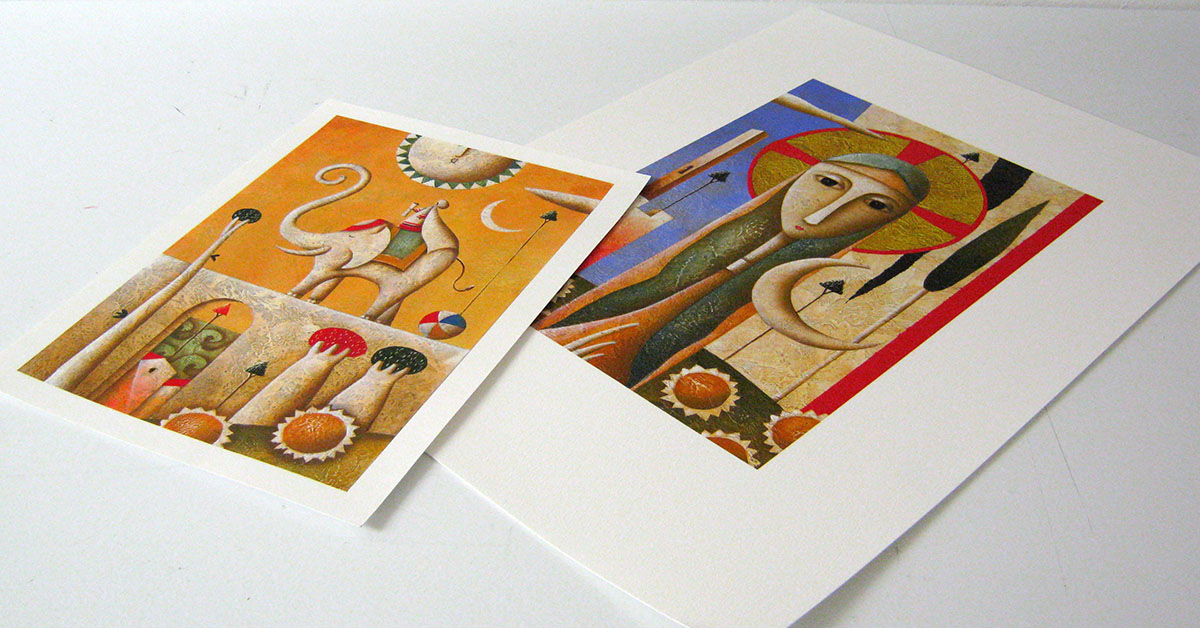 Giclee Printing (Art Reproduction)