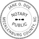 Notary Stamps and Kits