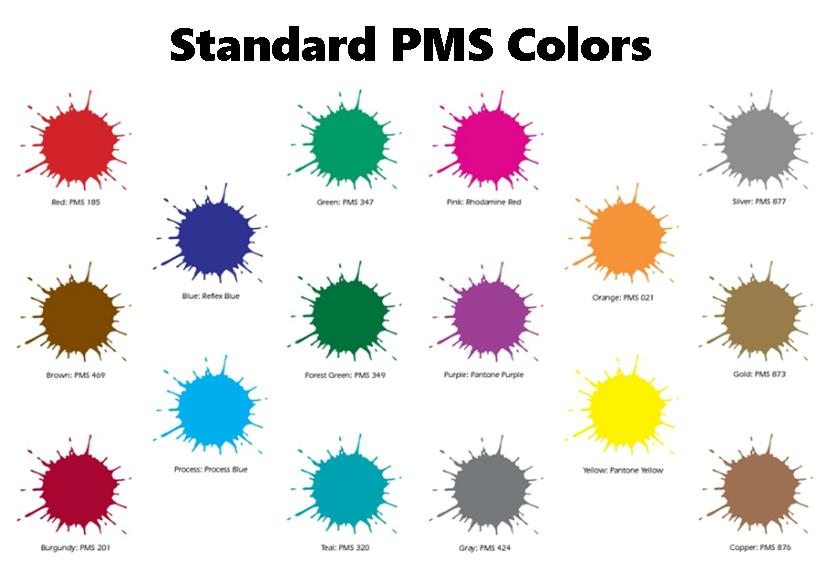Moore graphics thermographed business cards standard inks colourmoves