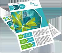 Standard Paper Brochure