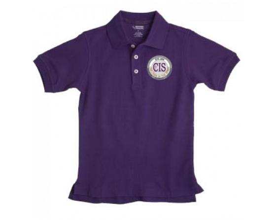 Boys Youth Short Sleeve Pique Polo
