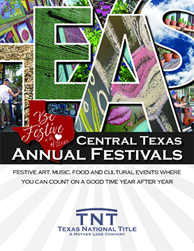 TNT Festivals Flyer