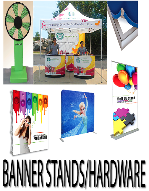 Banner Stands/Hardware