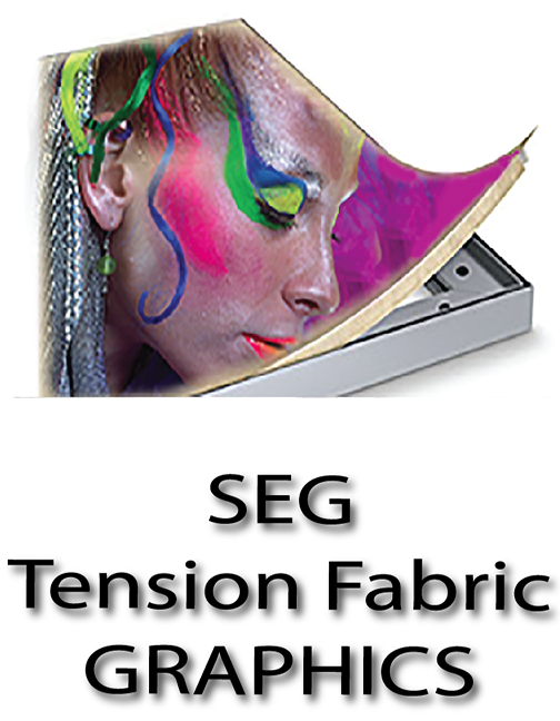Silicone Edge Graphics (SEG)