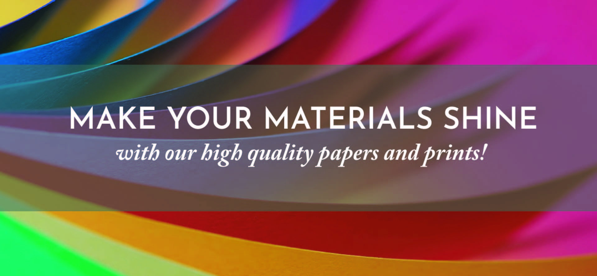 Make Your Materials Shine