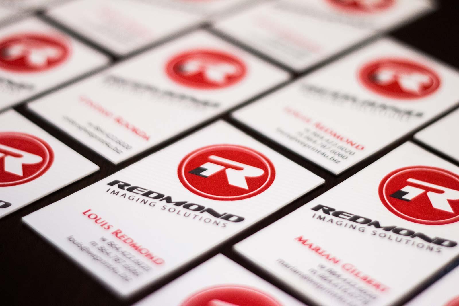 Redmond Business Cards