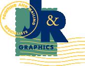 JR Graphics Logo