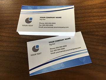 Standard Digital Business Cards
